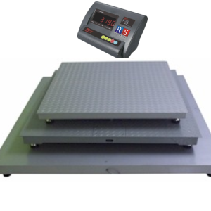 inductrial platform scale